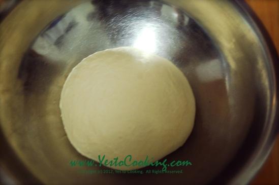 Basic Pizza Dough- Italian Garlic Knots