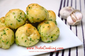 Italian Garlic Knots