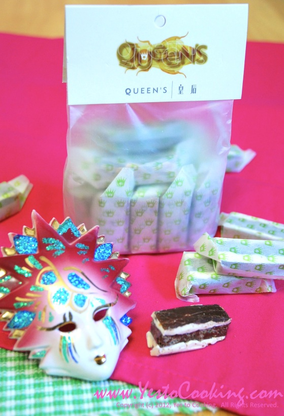 Queen's Cafe Nougat- Yes to Cooking