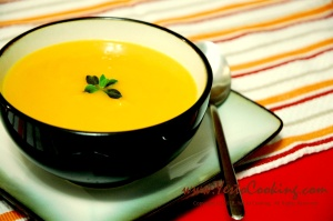 Butternut Squash Soup, Yes to Cooking