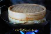 Steamed Prosperity Cake (Fa Gao)- Yes to Cooking