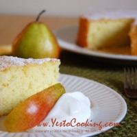 Basics: Vanilla Sponge Cake