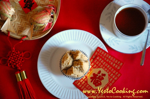 Lunar New Year Steamed Prosperity Cakes- Yes to Cooking