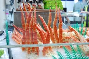 Travel Eats (Sydney, Australia): Sydney FishMarket