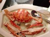 Steamed Crab with Egg Whites