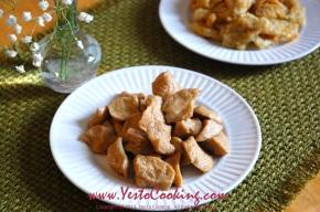 Basics: Seitan (WheatGluten)