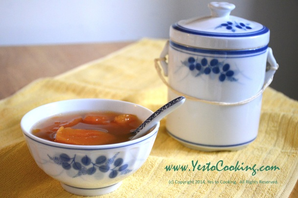 Papaya Soup- Yes to Cooking